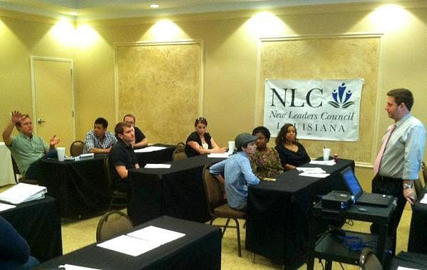 NLC training 2012