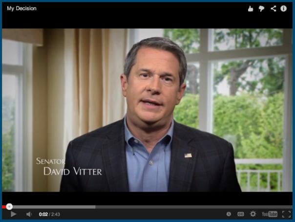 U.S. Sen. David Vitter
