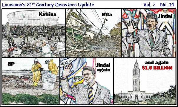 LOUISIANA'S 21ST CENTURY DISASTERS